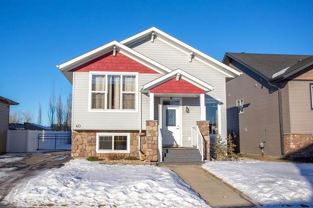 40 Henderson Crescent, Penhold, AB T0M 1R0 (#A1060072) :: Canmore & Banff