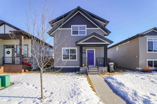 26 Hampton Crescent, Sylvan Lake, AB T4S 2P1 (#A1060087) :: Calgary Homefinders