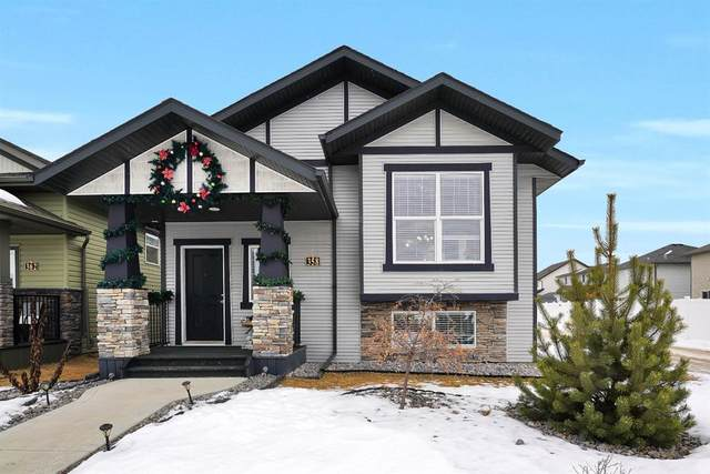358 Teasdale Drive, Red Deer, AB T4P 0P8 (#A1060145) :: Canmore & Banff