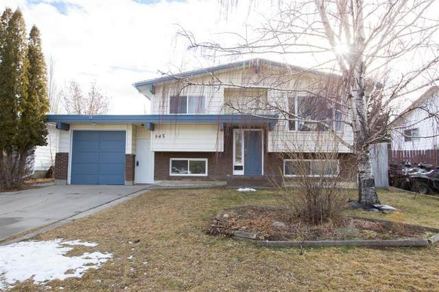 945 Columbia Boulevard W, Lethbridge, AB T1K 4M4 (#A1060146) :: Calgary Homefinders