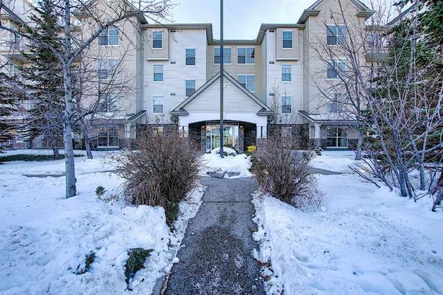 2000 Applevillage Court SE #211, Calgary, AB T3A 7Z4 (#A1060156) :: Calgary Homefinders