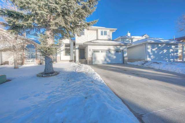 126 Hawkstone Drive NW, Calgary, AB T3G 3N4 (#A1060186) :: Calgary Homefinders