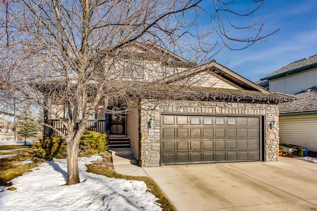 132 Woodside Crescent NW, Airdrie, AB T4B 2K4 (#A1060247) :: Calgary Homefinders
