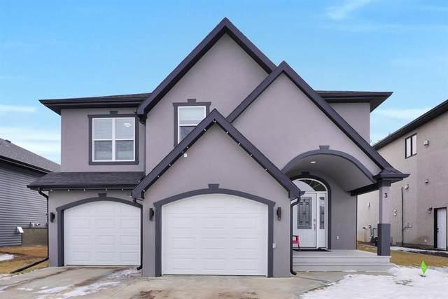 3 Fawn Meadows Crescent, Delburne, AB T0M 0B0 (#A1060355) :: Calgary Homefinders