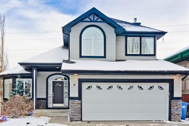 6 Valley Creek Road NW, Calgary, AB T3B 5T9 (#A1060378) :: Calgary Homefinders
