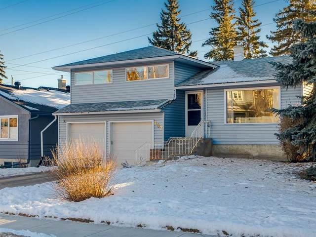 407 49 Avenue SW, Calgary, AB T2S 1G3 (#A1060455) :: Calgary Homefinders