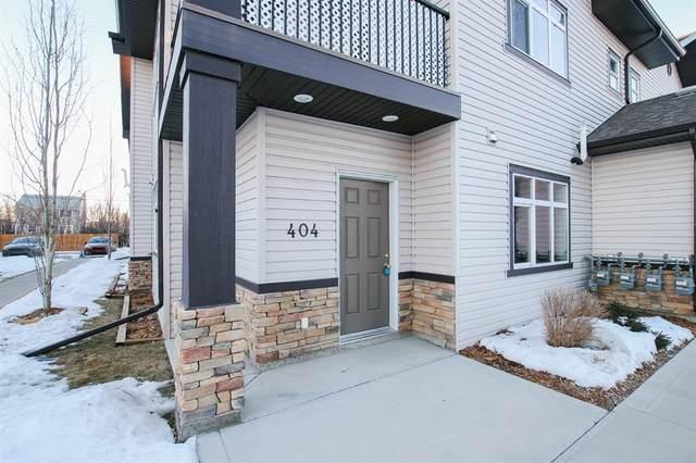 639 Oak Street #404, Springbrook, AB T4S 0E5 (#A1060481) :: Calgary Homefinders