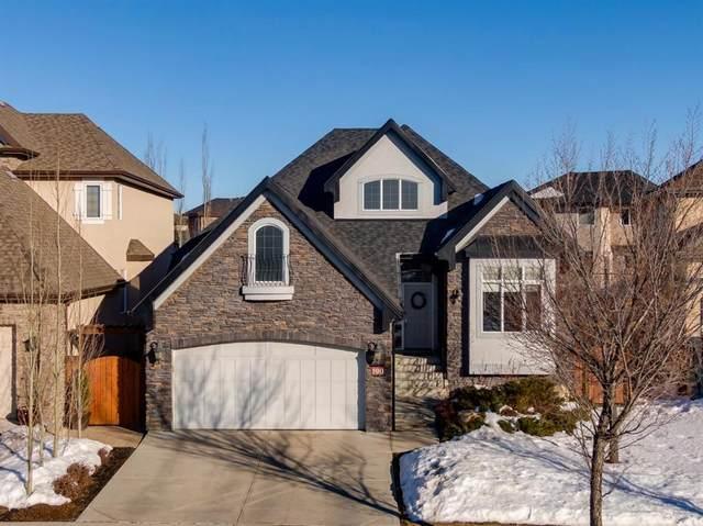 190 Tuscany Estates Rise NW, Calgary, AB T3L 0B4 (#A1060493) :: Calgary Homefinders