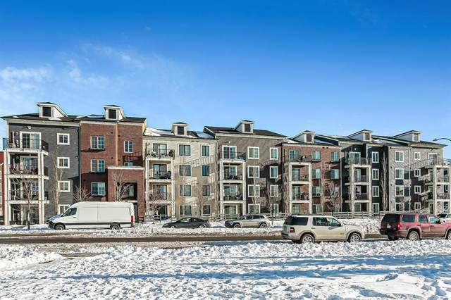 755 Copperpond Boulevard SE #6210, Calgary, AB T2Z 4R2 (#A1060533) :: Calgary Homefinders