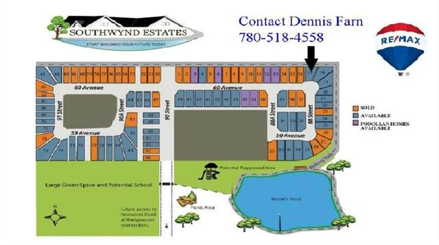 8806 60 Avenue, Grande Prairie, AB T8W 0J9 (#A1060540) :: Calgary Homefinders