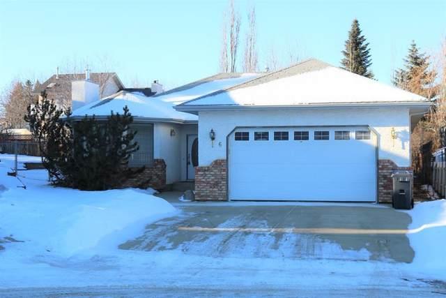 6 Cottonwood Court, Sylvan Lake, AB T4S 1H2 (#A1060545) :: Canmore & Banff