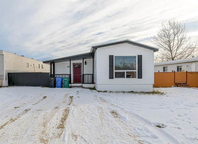 20 Parkview Village, Beaverlodge, AB T0H 0C0 (#A1060618) :: Team Shillington | eXp Realty