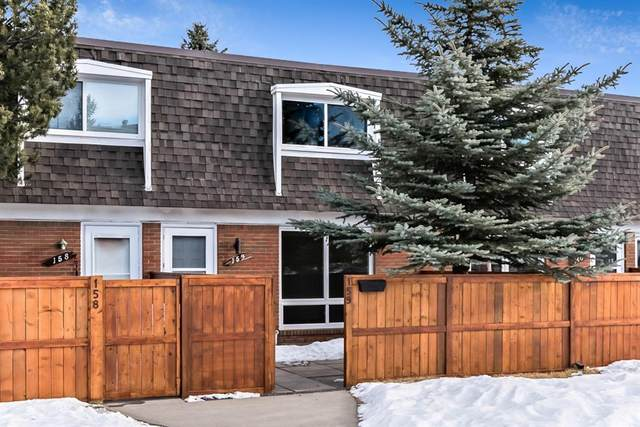 330 Canterbury Drive SW #159, Calgary, AB T2W 1H6 (#A1060652) :: Redline Real Estate Group Inc