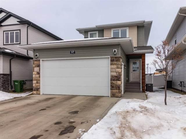 97 Lindman Avenue, Red Deer, AB T4R 0R3 (#A1060657) :: Western Elite Real Estate Group