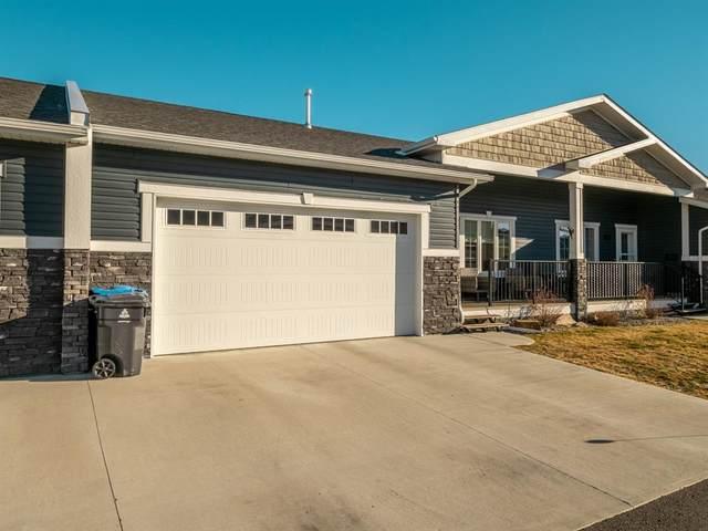 179 Fairmont Boulevard S #2, Lethbridge, AB T1K 7E8 (#A1060810) :: Canmore & Banff