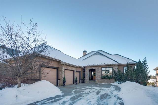 35 Golden Aspen Crest, Rural Rocky View County, AB T3Z 3E6 (#A1060818) :: Canmore & Banff