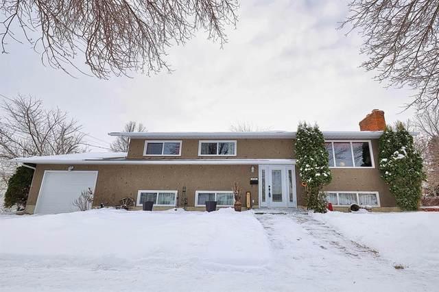 6109 43 Avenue, Camrose, AB T4V 3S8 (#A1060890) :: Redline Real Estate Group Inc