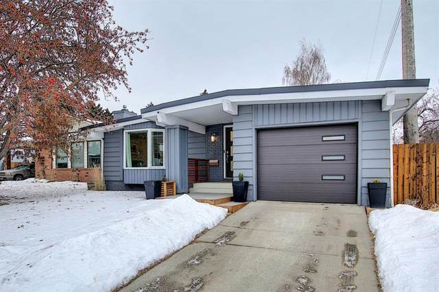 4935 Vantage Crescent NW, Calgary, AB T3A 4C8 (#A1060966) :: Calgary Homefinders