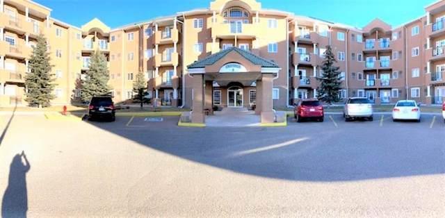 278 Park Meadows Drive SE #325, Medicine Hat, AB T1B 4J1 (#A1061059) :: Calgary Homefinders