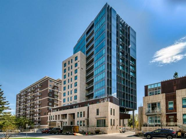 135 26 Avenue SW #910, Calgary, AB T2S 0M2 (#A1061093) :: Western Elite Real Estate Group