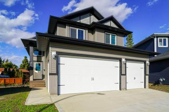 16 Gunn Close, Red Deer, AB T4N 2N2 (#A1061134) :: Canmore & Banff