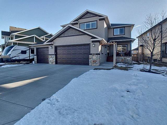 2177 High Country Rise NW, High River, AB T1V 0E2 (#A1061137) :: Greater Calgary Real Estate