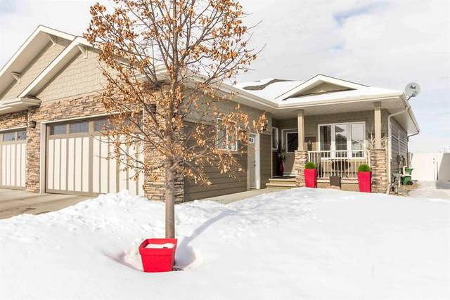 6 Silverberg Place, Red Deer, AB T4R 0M4 (#A1061159) :: Canmore & Banff