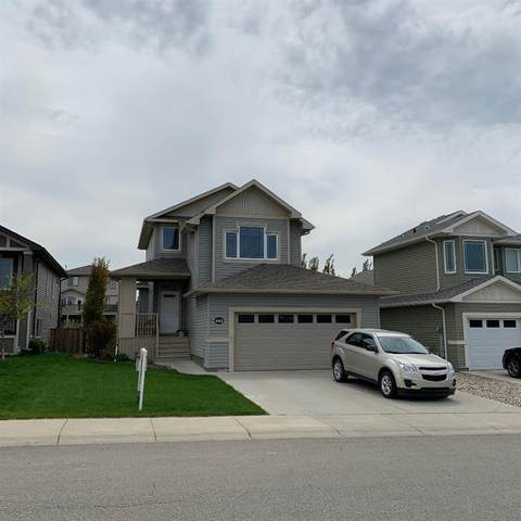 442 Mary Cameron Crescent N, Lethbridge, AB T1H 5P5 (#A1061167) :: Canmore & Banff
