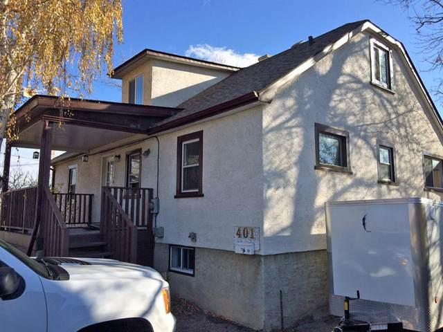 401 55 Avenue SW A, B & C, Calgary, AB T2V 0E8 (#A1061169) :: Calgary Homefinders