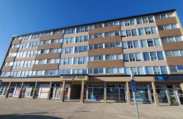 4820 47 Avenue #304, Red Deer, AB T4N 6B9 (#A1061234) :: Redline Real Estate Group Inc
