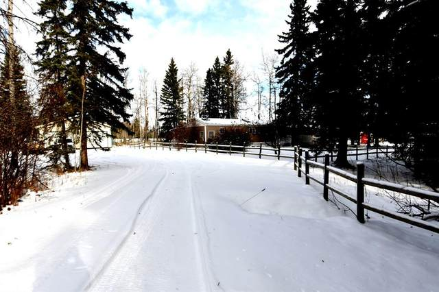 2 Spruce Park Drive, Rural Clearwater County, AB T0M 0M0 (#A1061307) :: Calgary Homefinders