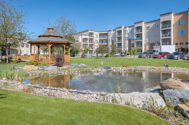 2020 32 Street S #126, Lethbridge, AB T1K 7T9 (#A1061316) :: Canmore & Banff