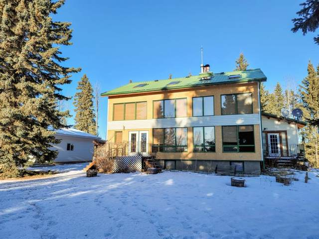 53011 410 Township Road, Rural Clearwater County, AB T0M 1H0 (#A1061407) :: Calgary Homefinders