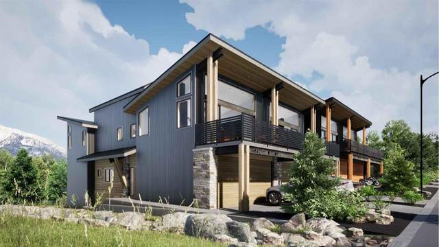1088 Lawrence Grassi Ridge, Canmore, AB T1W 3C2 (#A1061510) :: Canmore & Banff
