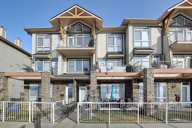 117 Rockyledge View NW #19, Calgary, AB T3G 5X1 (#A1061525) :: Calgary Homefinders