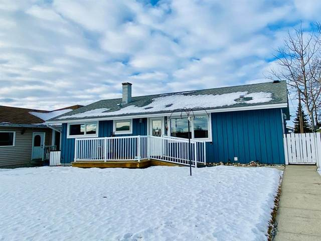 5132 51 Street, Rocky Mountain House, AB T4T 1E2 (#A1061533) :: Calgary Homefinders