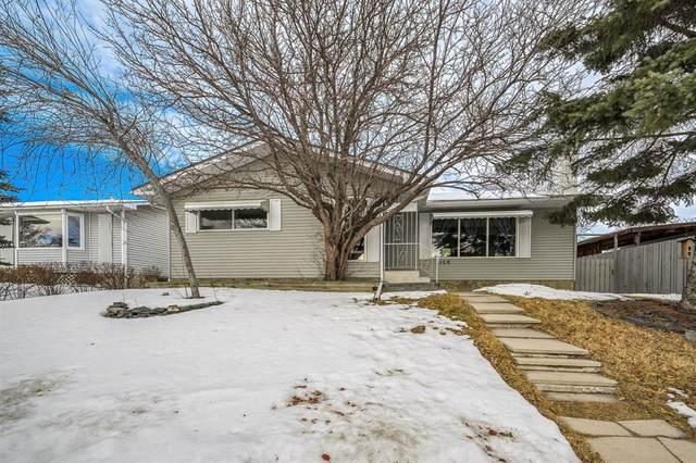 148 Pinetree Road NE, Calgary, AB T1Y 1K2 (#A1061547) :: Calgary Homefinders