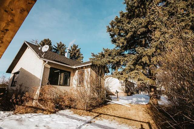 5040 56A Street, Lacombe, AB T4L 1K8 (#A1061591) :: Western Elite Real Estate Group