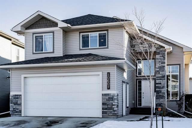 10601 129 Avenue, Grande Prairie, AB T8V 4K4 (#A1061606) :: Calgary Homefinders