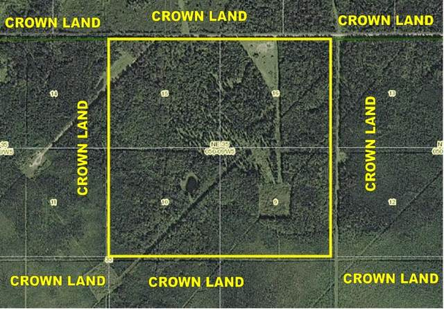 9107 Twp Rd 510, Rural Brazeau County, AB T7A 2A3 (#A1061619) :: Canmore & Banff