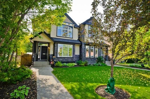 527 52 Avenue SW, Calgary, AB T2V 0B3 (#A1061635) :: Calgary Homefinders