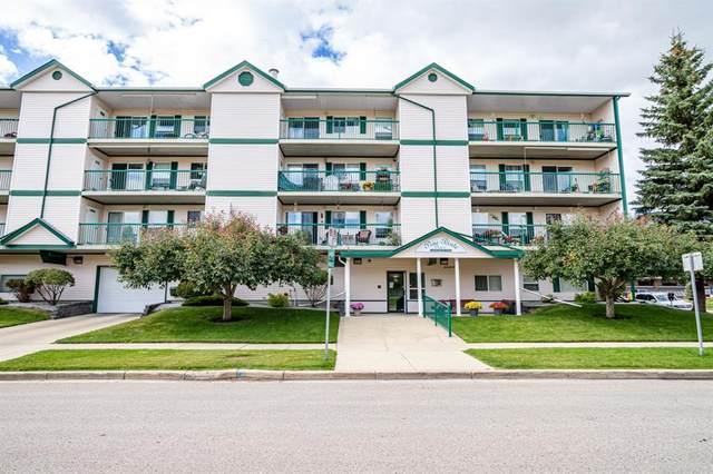 4614 47A Avenue #202, Red Deer, AB T4N 3R4 (#A1061942) :: Redline Real Estate Group Inc