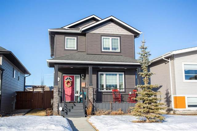 114 Village Crescent, Red Deer, AB T4R 0P2 (#A1061982) :: Calgary Homefinders