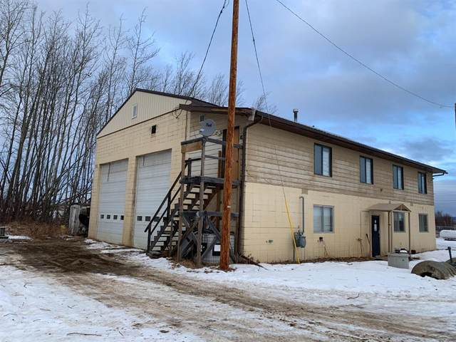 45005 West Mitsue Industrial Road, Rural Lesser Slave River No. 124, M.D. of, AB T0G 2A0 (#A1062075) :: Western Elite Real Estate Group