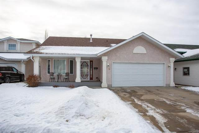 14 Livingston Close, Lacombe, AB T4L 2J3 (#A1062077) :: Western Elite Real Estate Group