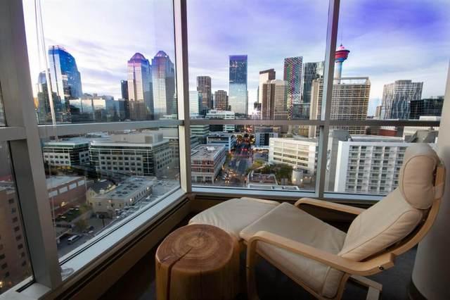 135 13 Avenue SW #1405, Calgary, AB T2R 0W8 (#A1062219) :: Western Elite Real Estate Group