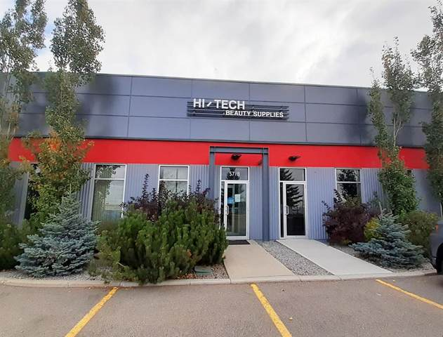 5718 Burbank Crescent SE, Calgary, AB T2H 1Z6 (#A1062220) :: Calgary Homefinders