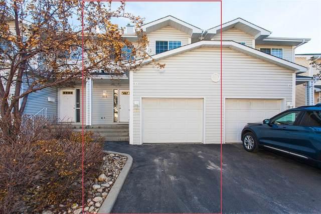 323 Hawkstone Manor, Calgary, AB T3G 3X2 (#A1062251) :: Calgary Homefinders