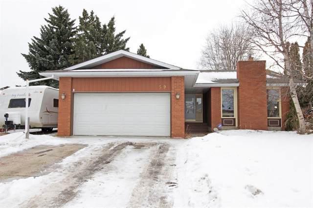 59 Hermary Street, Red Deer, AB T4N 6G1 (#A1062371) :: Calgary Homefinders