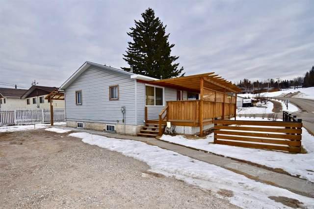 135 Sherwood Drive, Hinton, AB T7V 1P6 (#A1062488) :: Western Elite Real Estate Group
